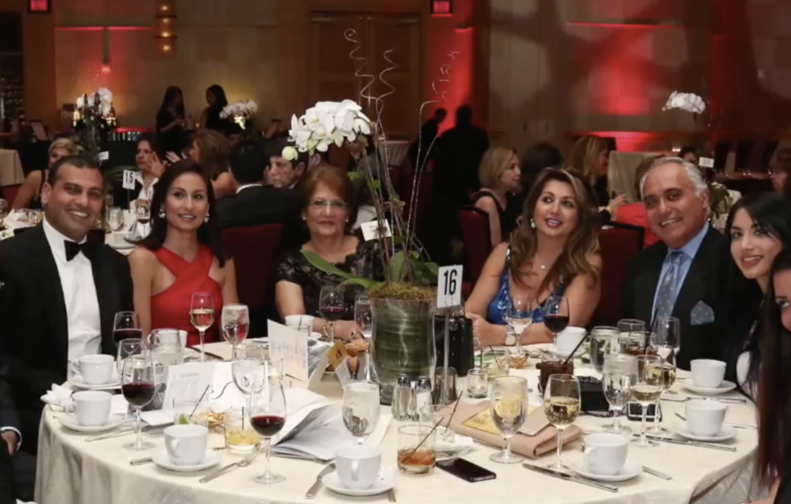 Children of Persia's 2016 Gala Slideshow